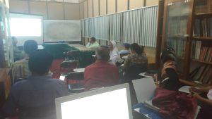Rapat Penyusunan RKAKL Program Studi Pendidikan Kimia